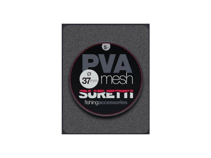 PVA punčocha na špulce 37mm 5m  + 10% sleva platná ihned po registraci pro všechny
