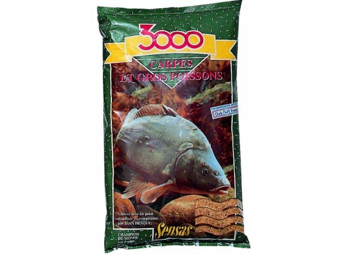 Krmení 3000 Carpes (kapr) 1kg