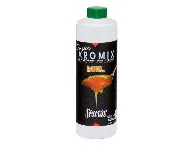 Posilovač Aromix Miel (med) 500ml  Slevněte si produkt na 130,50 Kč za pouhou registraci na webu