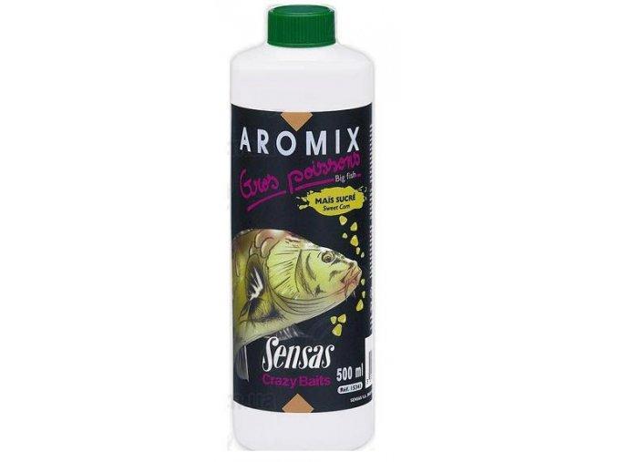 Posilovač Aromix Mais (kukuřice) 500ml  Slevněte si produkt na 130,50 Kč za pouhou registraci na webu