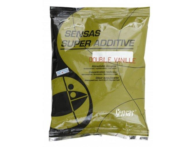 Posilovač Double Vanille (vanilka) 200g  + 10% sleva platná ihned po registraci pro všechny