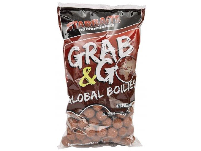 Global boilies TIGERNUT 20mm 1kg  + 10% sleva platná ihned po registraci pro všechny