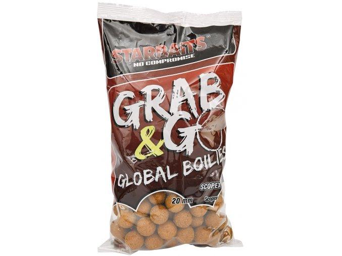Global boilies SCOPEX 20mm 1kg  Slevněte si produkt na 121,50 Kč za pouhou registraci na webu