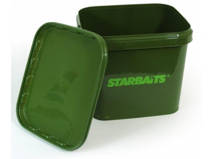 Kbelík Square Starbaits 8L  + 10% sleva platná ihned po registraci pro všechny