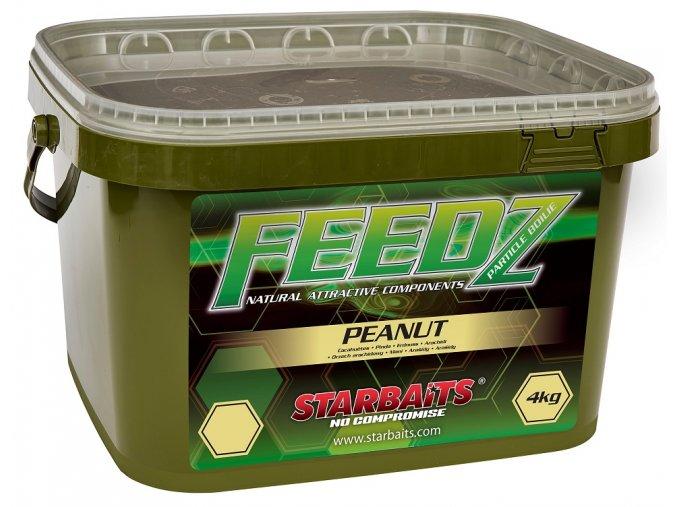 FEEDZ Boilies PEANUT 14mm 4kg  + 10% sleva platná ihned po registraci pro všechny