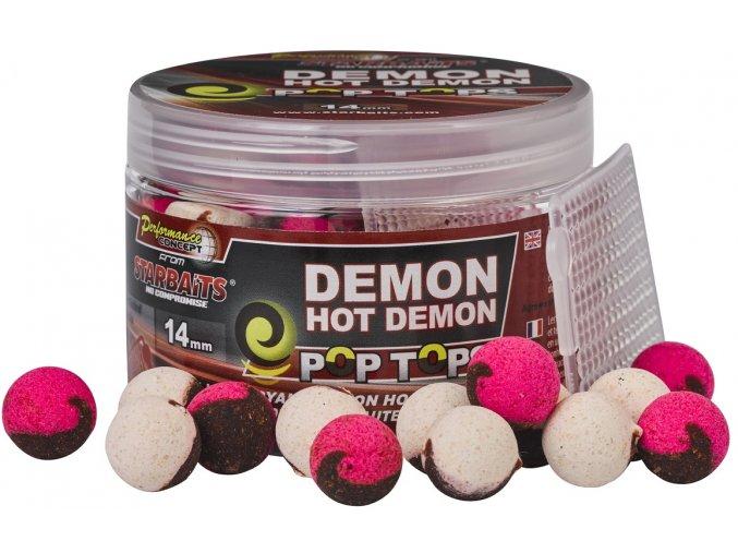 Hot Demon POP TOPS 14mm 60g  + 10% sleva platná ihned po registraci pro všechny