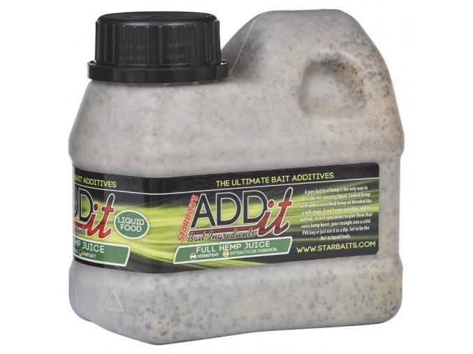 Add'It Hemp Juice 500ml  Slevněte si produkt na 184,50 Kč za pouhou registraci na webu