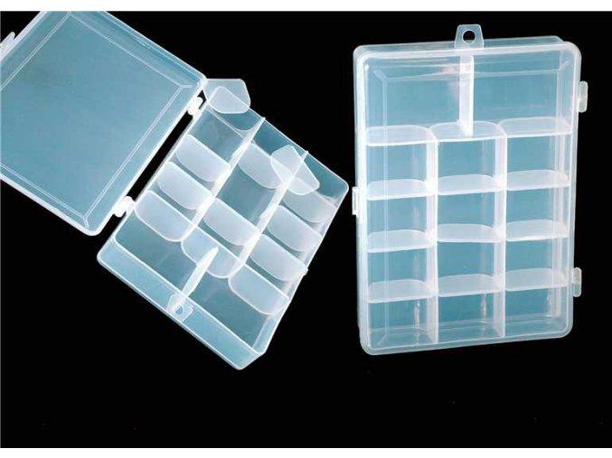 Krabička HS-022  Slevněte si produkt na 53,10 Kč za pouhou registraci na webu