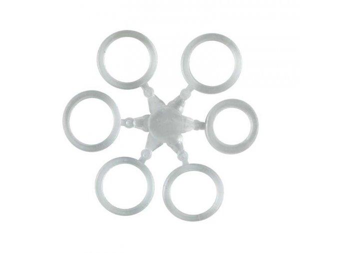 Elastické kroužky na nástrahy 10 mm  + 10% sleva platná ihned po registraci pro všechny