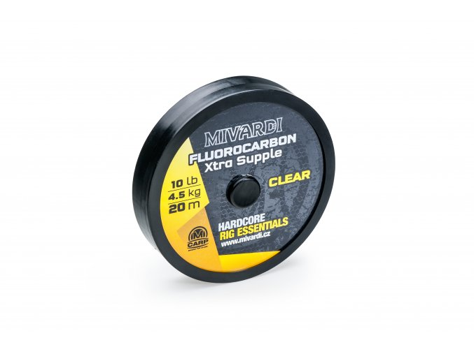 Fluorocarbon Xtra Supple 20m /   10 lb