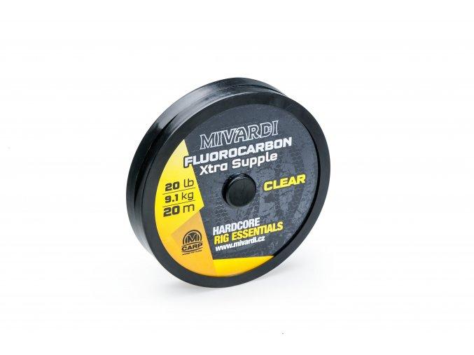 Fluorocarbon Xtra Supple 20m  / 20 lb  + 10% sleva platná ihned po registraci pro všechny