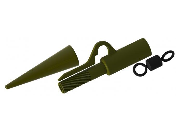Carp Safety sada weedy green (10 sets)