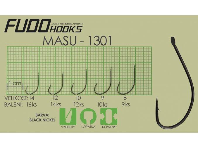 Fudo Masu 8 (bal.9ks)  + 10% sleva platná ihned po registraci pro všechny