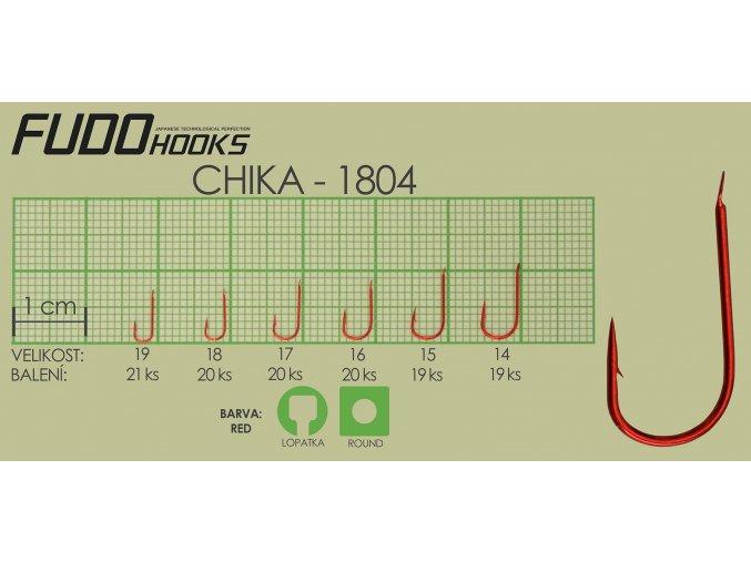Fudo Chika 18 (bal.20ks)  + 10% sleva platná ihned po registraci pro všechny