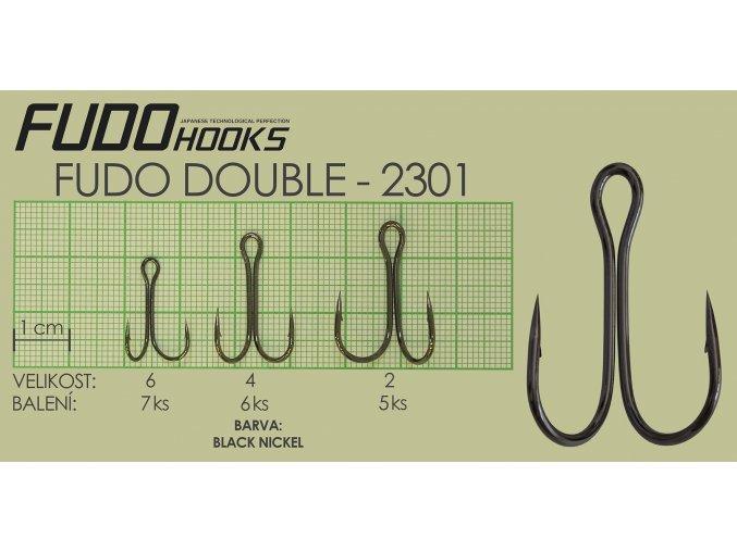 Fudo Double 2 (bal.5ks)  + 10% sleva platná ihned po registraci pro všechny