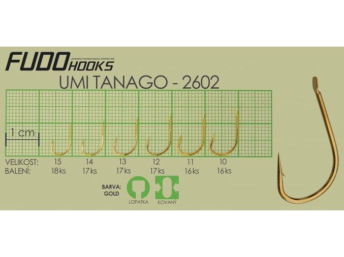 Fudo Umi Tanago 15 (bal.18ks)  + 10% sleva platná ihned po registraci pro všechny
