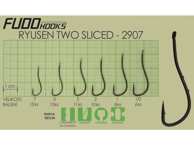 Fudo Ryusen Two Sliced 2 (bal.10ks)  + 10% sleva platná ihned po registraci pro všechny