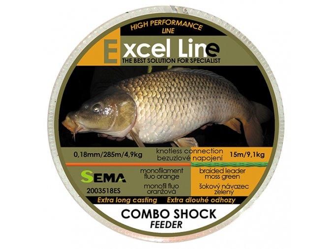 Combo Shock Feeder 0,20mm  + 10% sleva platná ihned po registraci pro všechny