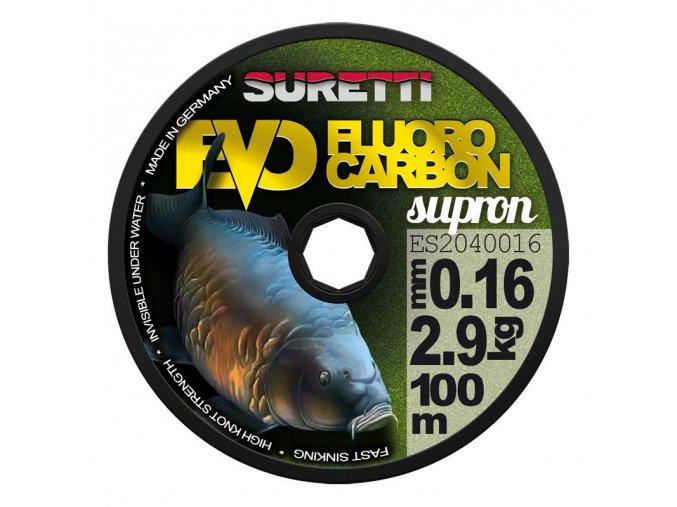 AKCE Supron Fluorocarbon 0,16mm  + 10% sleva platná ihned po registraci pro všechny