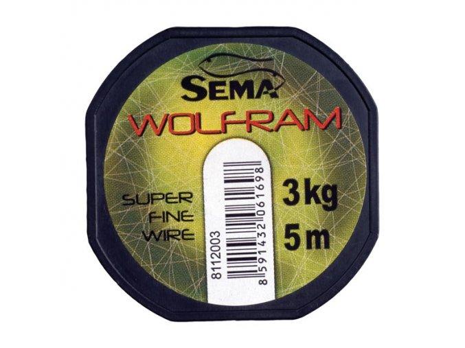 Wolframové lanko 3kg (5m)  + 10% sleva platná ihned po registraci pro všechny