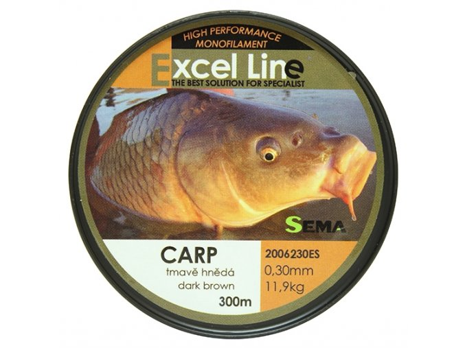 Carp 300m 0,25mm  + 10% sleva platná ihned po registraci pro všechny
