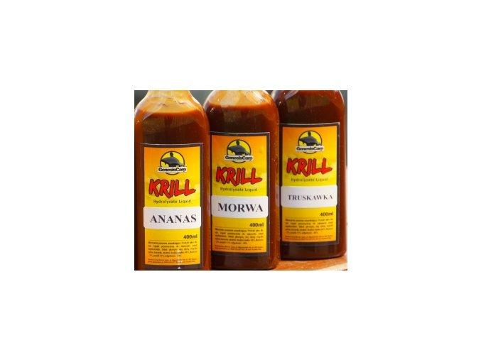 genesis carp liquid krill czosnek 400ml