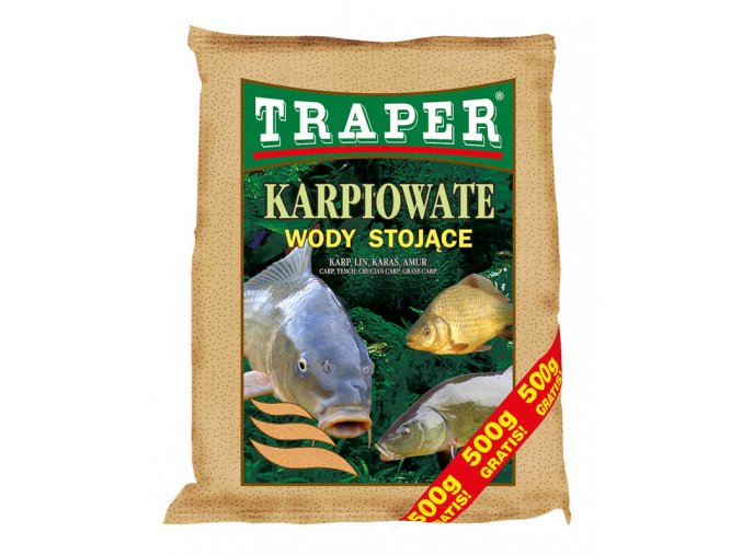 Popular Kapr na netekoucí vodu 2,5kg  + 10% sleva platná ihned po registraci pro všechny
