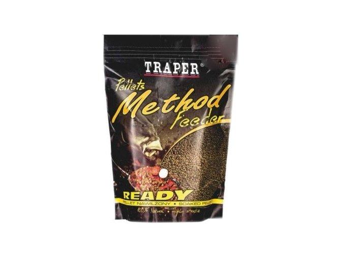 Pelety Method Feeder Ready Scopex 2mm 500g  Slevněte si produkt na 89,10 Kč za pouhou registraci na webu