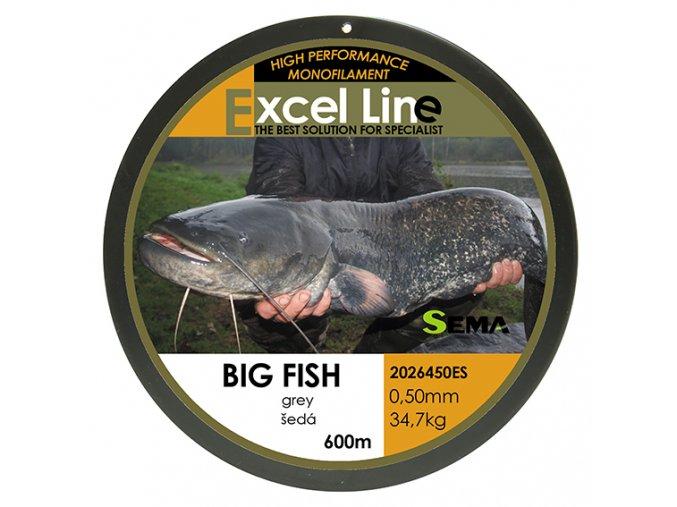 Big Fish šedá 0,35  Slevněte si produkt na 314,10 Kč za pouhou registraci na webu