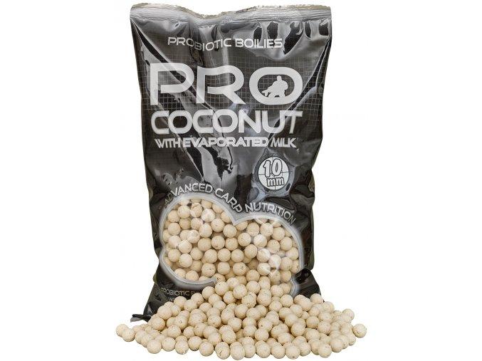 Pro Coconut - Boilie potápivé 1kg 10mm  + 10% sleva platná ihned po registraci pro všechny