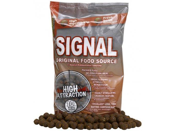 Signal - Boilie potápivé 1kg 10mm  + 10% sleva platná ihned po registraci pro všechny