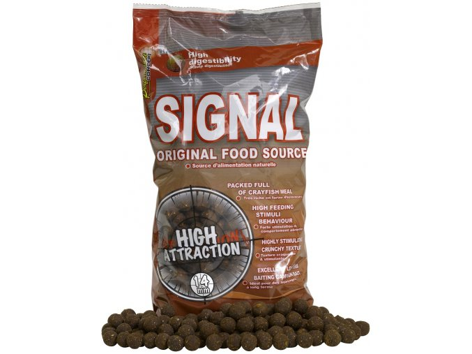 Signal - Boilie potápivé 2,5kg  14mm  Slevněte si produkt na 751,50 Kč za pouhou registraci na webu