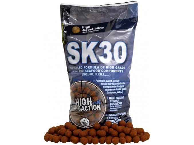 SK 30 - Boilie potápivé 2,5kg  14mm  + 10% sleva platná ihned po registraci pro všechny