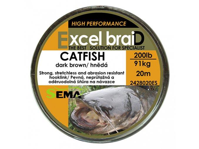 Catfish 250lbs 20m  + 10% sleva platná ihned po registraci pro všechny