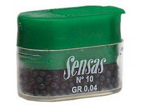Bročky sensas (zelené) ssg (2,0g)  + 10% sleva platná ihned po registraci pro všechny