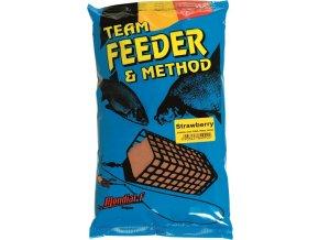 Krmení Method & Feeder JAHODA 1kg