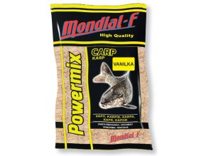 Krmení Powermix Carp Vanilla 1kg