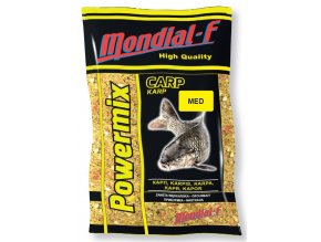 Krmení Powermix Carp Honey 1kg