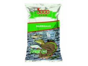Krmení 3000 Club Barbeaux (parma) 1kg  + 10% sleva platná ihned po registraci pro všechny
