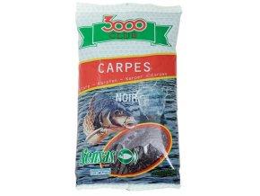 Krmení 3000 Club Carpes Noir (kapr černý) 1kg  + 10% sleva platná ihned po registraci pro všechny