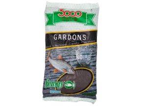 Krmení 3000 Club Gardons Noir (plotice černá) 1kg