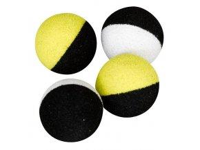 Two Tones Balls 10mm černá/žlutá (plovoucí kulička) 12ks  Slevněte si produkt na 89,10 Kč za pouhou registraci na webu