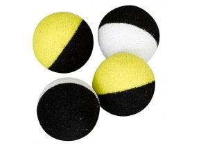 Two Tones Balls 14mm černá/bílá (plovoucí kulička) 6ks  Slevněte si produkt na 71,10 Kč za pouhou registraci na webu