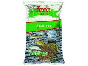 Krmení 3000 Club Ablettes (ouklej) 1kg