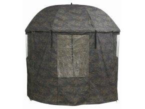 Kompletně zakrytý deštník PVC - Camou  + 10% sleva na tento produkt za registraci  + DOPRAVA zdarma