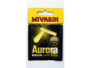 Chemická světýlka Mivardi Aurora 4,5 mm  + 10% sleva platná ihned po registraci pro všechny