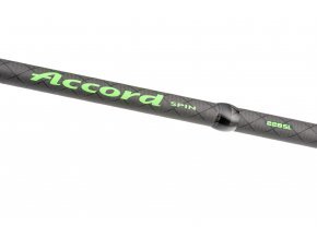 Accord Spinn   2,40 m      3 - 18 gr