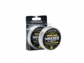 Shocker Tapered Leader 0.28-0.47 mm 5x12 m