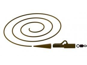 Xrta Carp Safety sada muddy brown (4 sets)  + 10% sleva platná ihned po registraci pro všechny