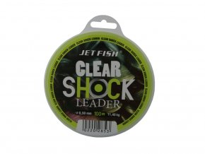 100m Clear Shock Leader : 0,50